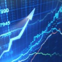graph de bourse