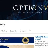 Chaine youtube Option Web